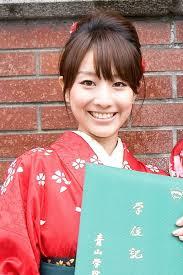 田中みな実の学歴青山学院卒業式