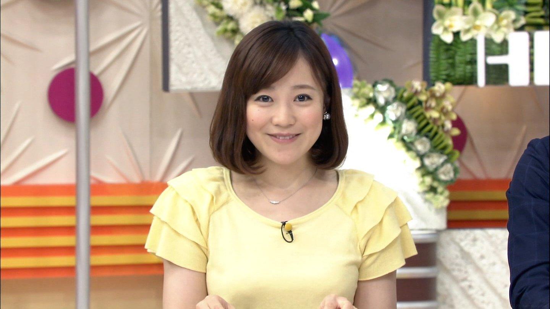 江口愛 田中みな実と同期のアナウンサー