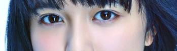 上白石萌歌さんの目