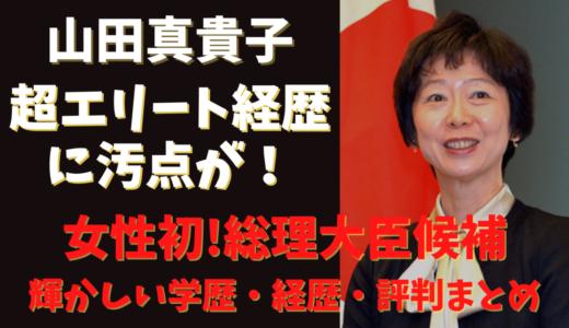 山田真貴子の経歴・学歴が凄すぎ!過去の評判や世間の声まとめ!