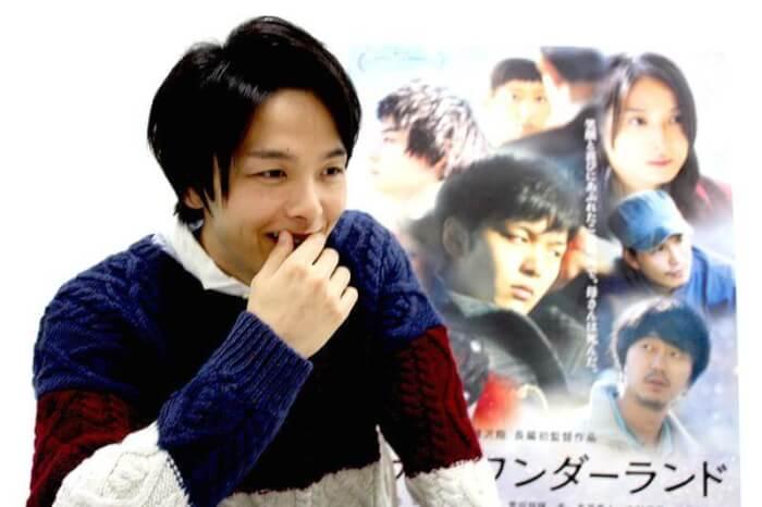 中村倫也のインタビューの画像