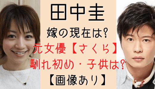 田中圭の嫁(さくら)の現在は?元女優で子供も超可愛い!夫婦円満