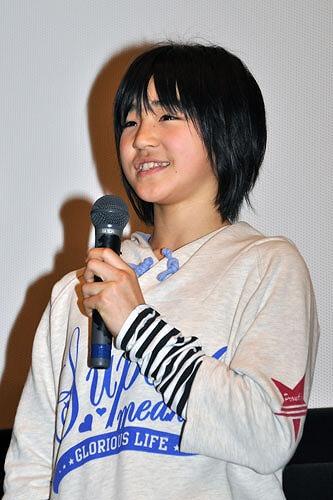 とびちゃんの女優時代の画像
