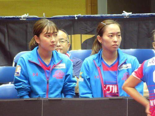石川佳純と妹
