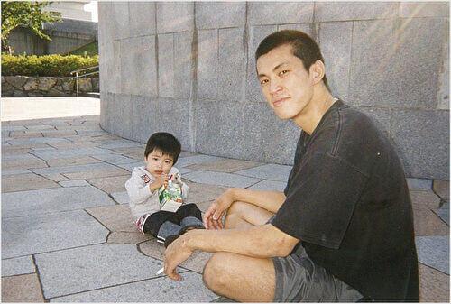 堀米雄斗の子ども時代 堀米雄斗の父