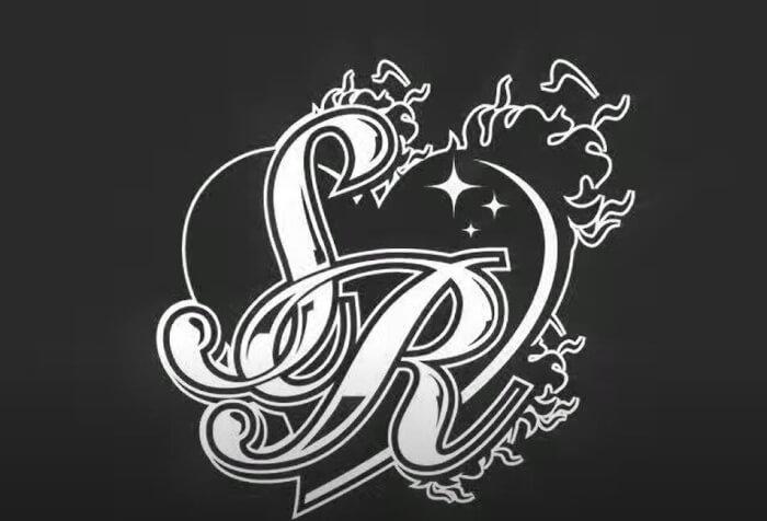 平野紫耀と平野莉玖の兄弟ユニット「SHOW&RICKY」のロゴ