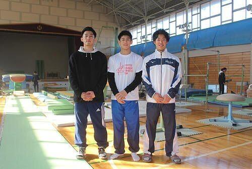 橋本3兄弟