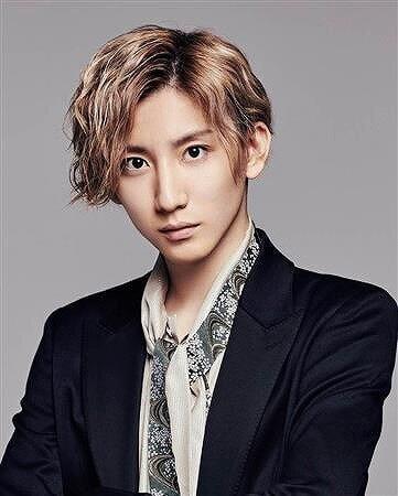 京本大我のミュージカルのアーティスト写真