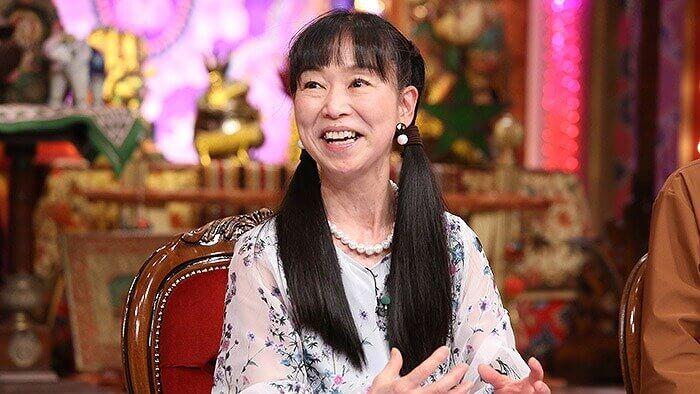 内村航平さんの母親・周子さんが『今夜比べてみました』に出演時の写真