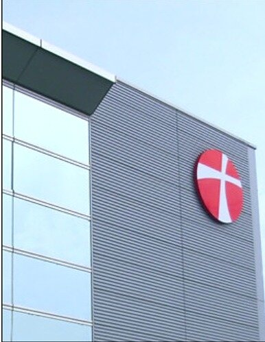 日本端子株式会社の建物の外観画像