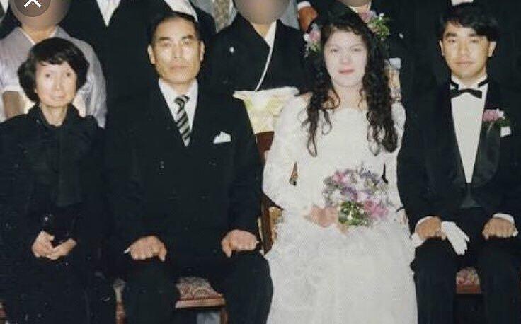小室佳代さん結婚式の画像