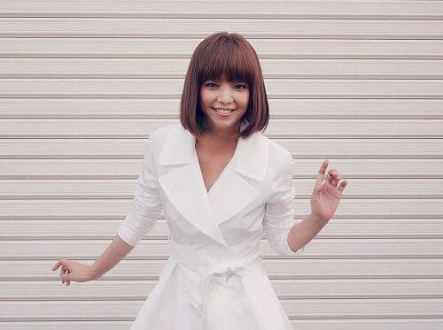 安室奈美恵さんの髪型がボブヘアな時の画像