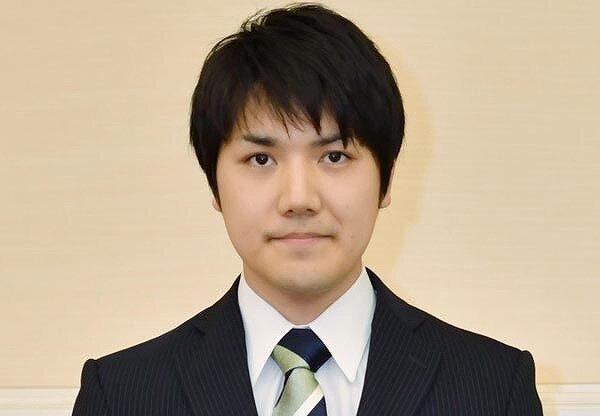 小室圭さんの記者会見の時の画像