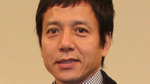 勝村政信さんがイベントに登壇している時の画像