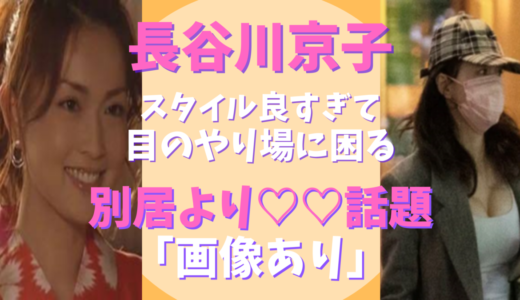 長谷川京子のスタイルがヤバすぎる!胸に話題集まるわけは?画像あり